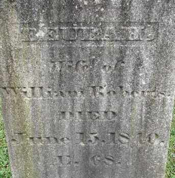 ROBERTS, BEULAH - Hampden County, Massachusetts | BEULAH ROBERTS - Massachusetts Gravestone Photos