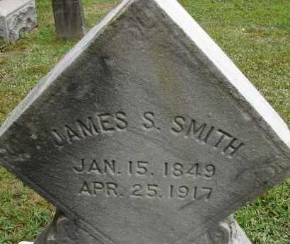 SMITH, JAMES S - Hampden County, Massachusetts | JAMES S SMITH - Massachusetts Gravestone Photos