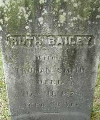 SMITH, RUTH - Hampden County, Massachusetts | RUTH SMITH - Massachusetts Gravestone Photos