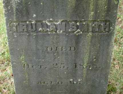 SMITH, TRUMAN - Hampden County, Massachusetts | TRUMAN SMITH - Massachusetts Gravestone Photos