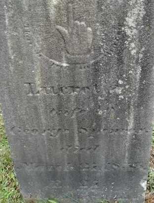 SPENCER, LUCRETIA - Hampden County, Massachusetts | LUCRETIA SPENCER - Massachusetts Gravestone Photos