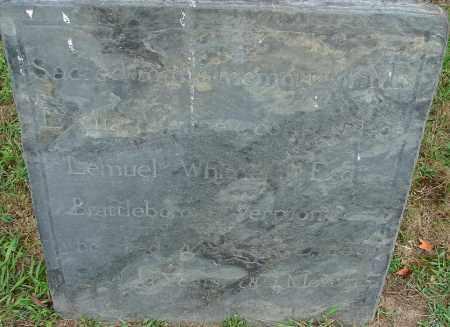 WHITNEY, LYDIA - Hampden County, Massachusetts | LYDIA WHITNEY - Massachusetts Gravestone Photos