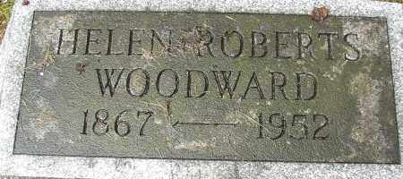 WOODWARD, HELEN - Hampden County, Massachusetts | HELEN WOODWARD - Massachusetts Gravestone Photos