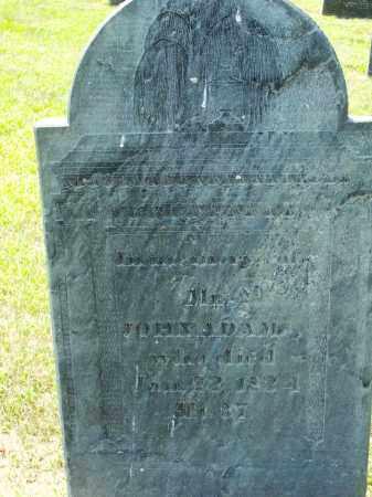 ADAMS, JOHN - Middlesex County, Massachusetts | JOHN ADAMS - Massachusetts Gravestone Photos