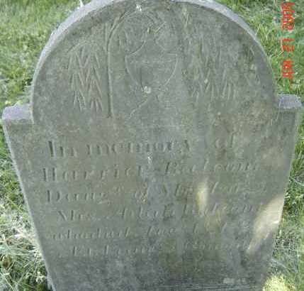 BALCOM, HARRIET - Middlesex County, Massachusetts | HARRIET BALCOM - Massachusetts Gravestone Photos