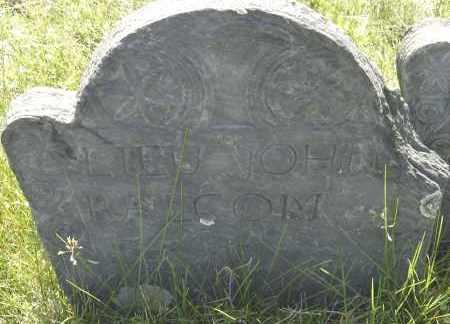 BALCOM, JOHN - Middlesex County, Massachusetts   JOHN BALCOM - Massachusetts Gravestone Photos