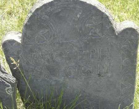 BALCOM, JOSEPH - Middlesex County, Massachusetts | JOSEPH BALCOM - Massachusetts Gravestone Photos