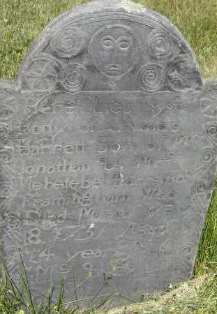 BARRETT, AMOS - Middlesex County, Massachusetts | AMOS BARRETT - Massachusetts Gravestone Photos