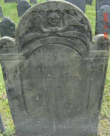 BARRETT, JOHN - Middlesex County, Massachusetts | JOHN BARRETT - Massachusetts Gravestone Photos