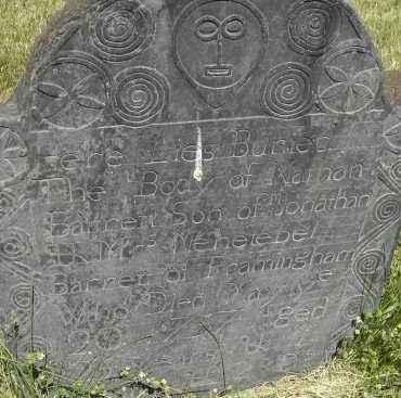 BARRETT, NATHAN - Middlesex County, Massachusetts | NATHAN BARRETT - Massachusetts Gravestone Photos