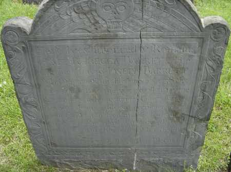 BARRETT, REBECCA - Middlesex County, Massachusetts   REBECCA BARRETT - Massachusetts Gravestone Photos