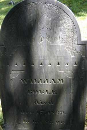 BOGLE, WILLIAM - Middlesex County, Massachusetts   WILLIAM BOGLE - Massachusetts Gravestone Photos