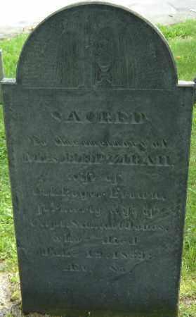 JONES, HEPZIBAH - Middlesex County, Massachusetts | HEPZIBAH JONES - Massachusetts Gravestone Photos