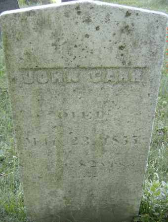 CARR, JOHN - Middlesex County, Massachusetts | JOHN CARR - Massachusetts Gravestone Photos