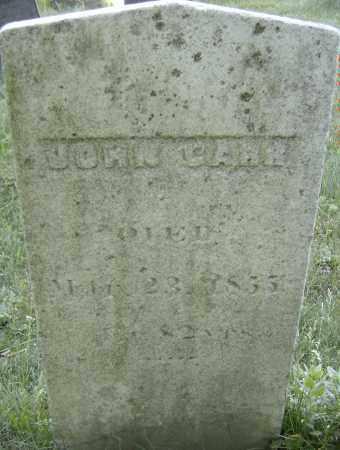 CARR, JOHN - Middlesex County, Massachusetts | JOHN CARR - Massachusetts Gravestone Photos