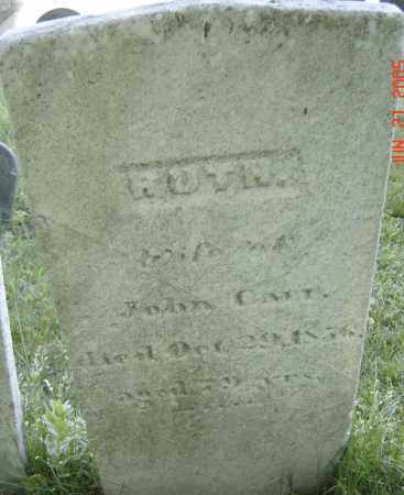CARR, RUTH - Middlesex County, Massachusetts   RUTH CARR - Massachusetts Gravestone Photos
