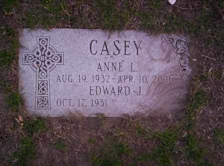 CASEY, ANNE L. - Middlesex County, Massachusetts | ANNE L. CASEY - Massachusetts Gravestone Photos