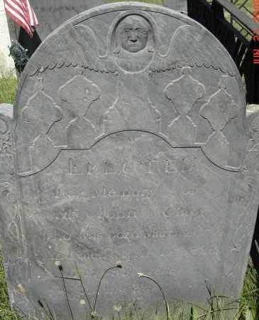 CLAP, JOHN - Middlesex County, Massachusetts | JOHN CLAP - Massachusetts Gravestone Photos