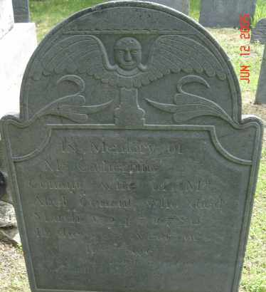 JOHNSON, CATHERINE - Middlesex County, Massachusetts | CATHERINE JOHNSON - Massachusetts Gravestone Photos