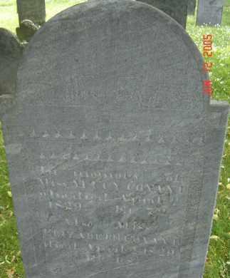 CONANT, LUCY - Middlesex County, Massachusetts | LUCY CONANT - Massachusetts Gravestone Photos
