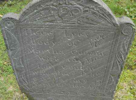 CONANT, MARTHA - Middlesex County, Massachusetts | MARTHA CONANT - Massachusetts Gravestone Photos