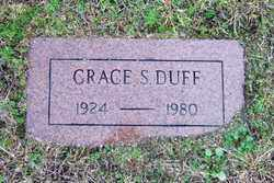 DUFF, GRACE SHIRLEY - Middlesex County, Massachusetts | GRACE SHIRLEY DUFF - Massachusetts Gravestone Photos