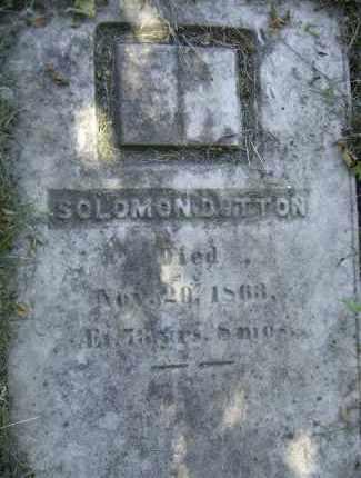 DUTTON, SOLOMON - Middlesex County, Massachusetts   SOLOMON DUTTON - Massachusetts Gravestone Photos