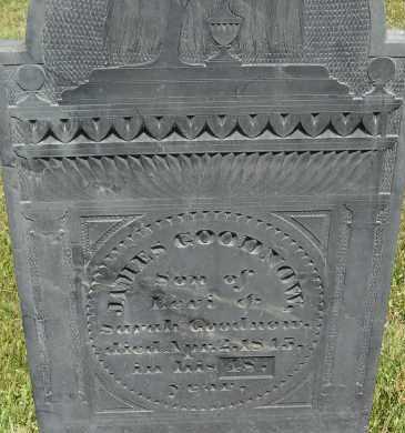 GOODNOW, JAMES - Middlesex County, Massachusetts   JAMES GOODNOW - Massachusetts Gravestone Photos