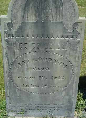 GOODNOW, LEVI - Middlesex County, Massachusetts   LEVI GOODNOW - Massachusetts Gravestone Photos