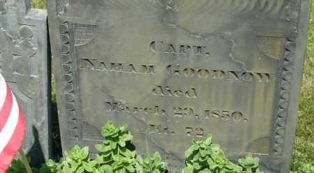 GOODNOW, NAHAM - Middlesex County, Massachusetts | NAHAM GOODNOW - Massachusetts Gravestone Photos