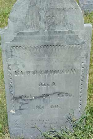 GOODNOW, RUTH - Middlesex County, Massachusetts   RUTH GOODNOW - Massachusetts Gravestone Photos
