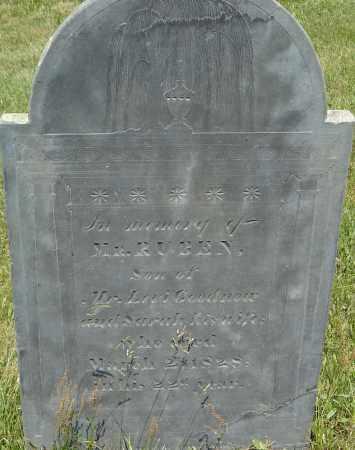 GOODNOW, RUBEN - Middlesex County, Massachusetts   RUBEN GOODNOW - Massachusetts Gravestone Photos