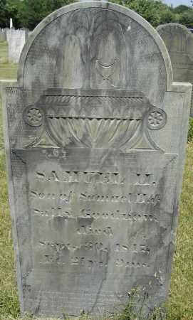 GOODNOW, SAMUEL H - Middlesex County, Massachusetts   SAMUEL H GOODNOW - Massachusetts Gravestone Photos