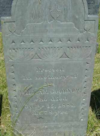 GOODNOW, WILLIAM - Middlesex County, Massachusetts | WILLIAM GOODNOW - Massachusetts Gravestone Photos