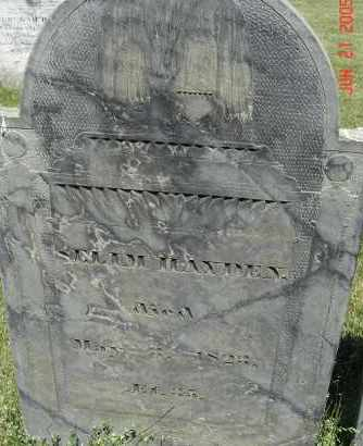 HAYDEN, SELIM - Middlesex County, Massachusetts | SELIM HAYDEN - Massachusetts Gravestone Photos