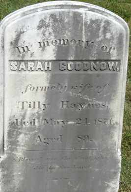 MAYNARD, SARAH - Middlesex County, Massachusetts | SARAH MAYNARD - Massachusetts Gravestone Photos