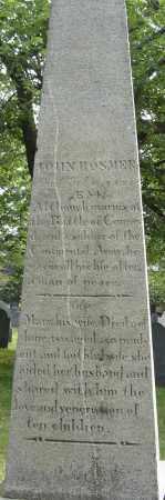 PRESCOTT, MARY VASSAL - Middlesex County, Massachusetts | MARY VASSAL PRESCOTT - Massachusetts Gravestone Photos