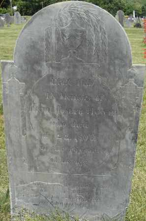 HOWE (RW), JOSEPH - Middlesex County, Massachusetts | JOSEPH HOWE (RW) - Massachusetts Gravestone Photos