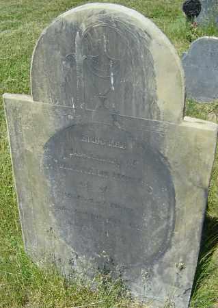 READ HOWE, SARAH - Middlesex County, Massachusetts | SARAH READ HOWE - Massachusetts Gravestone Photos
