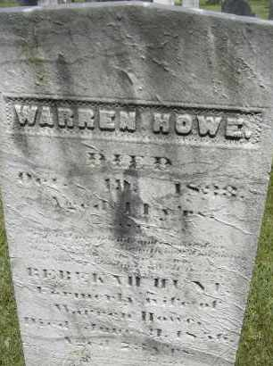 HUNT HOWE, REBEKAH - Middlesex County, Massachusetts | REBEKAH HUNT HOWE - Massachusetts Gravestone Photos