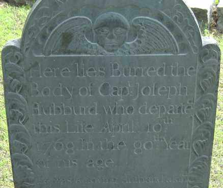 HUBBARD, JOSEPH - Middlesex County, Massachusetts | JOSEPH HUBBARD - Massachusetts Gravestone Photos