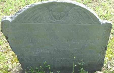 HUBBARD, REBECCA - Middlesex County, Massachusetts | REBECCA HUBBARD - Massachusetts Gravestone Photos