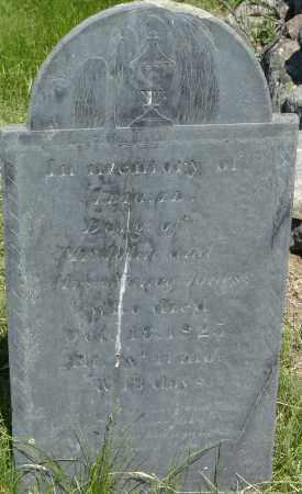 JONES, ABIGAL - Middlesex County, Massachusetts | ABIGAL JONES - Massachusetts Gravestone Photos
