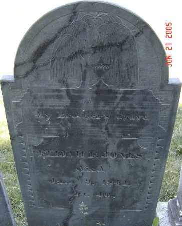 JONES, ELIJAH F - Middlesex County, Massachusetts | ELIJAH F JONES - Massachusetts Gravestone Photos