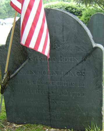 JONES, JOHN - Middlesex County, Massachusetts | JOHN JONES - Massachusetts Gravestone Photos