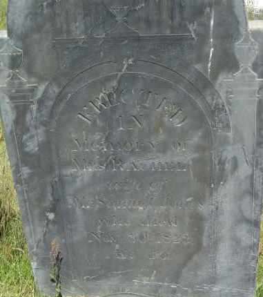 HAYNES, RACHEL - Middlesex County, Massachusetts | RACHEL HAYNES - Massachusetts Gravestone Photos