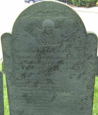 JONES, THOMAS - Middlesex County, Massachusetts   THOMAS JONES - Massachusetts Gravestone Photos