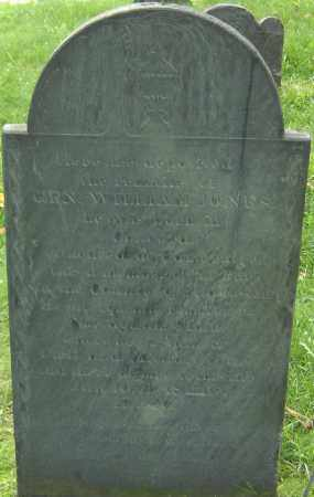 JONES, WILLIAM - Middlesex County, Massachusetts | WILLIAM JONES - Massachusetts Gravestone Photos