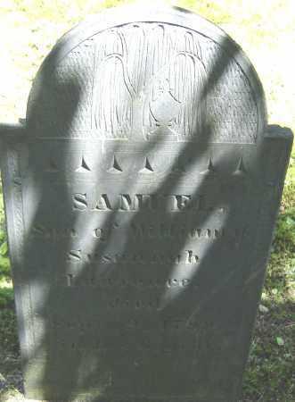 LAWRENCE, SAMUEL - Middlesex County, Massachusetts | SAMUEL LAWRENCE - Massachusetts Gravestone Photos