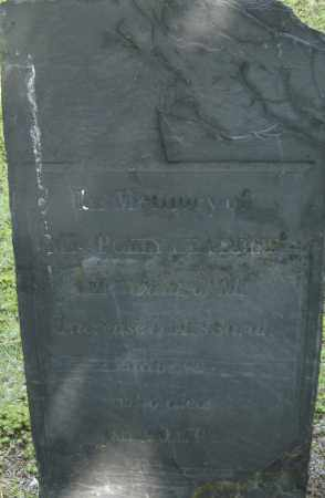 LEADBETTER, POLLY - Middlesex County, Massachusetts | POLLY LEADBETTER - Massachusetts Gravestone Photos